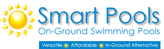 Smart Pools : Beautiful & Affordable On-Ground Swimming Pool Installation